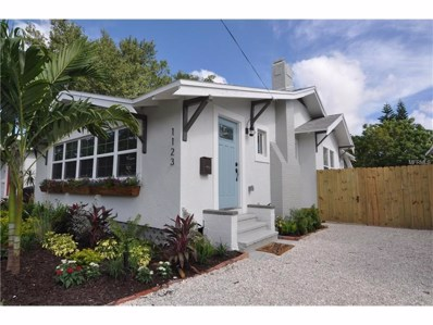 1123 36TH Avenue N, St Petersburg, FL 33704 - MLS#: U7830410