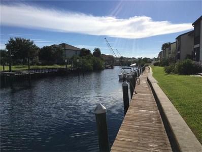 361 Moorings Cove Drive UNIT #361, Tarpon Springs, FL 34689 - MLS#: U7830413