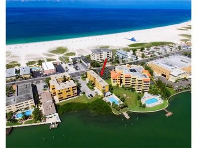 10301 Gulf Boulevard UNIT 202, Treasure Island, FL 33706 - MLS#: U7830419