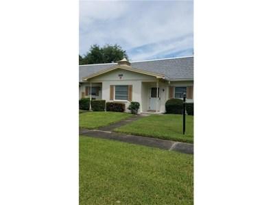 1418 Normandy Park Drive UNIT 4, Clearwater, FL 33756 - MLS#: U7830606