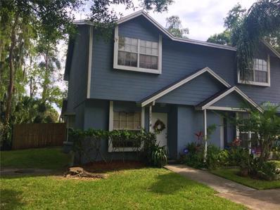 3402 Arbor Oaks Court UNIT 3402, Tampa, FL 33614 - MLS#: U7830642