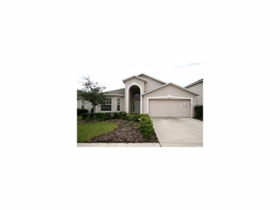 10806 Lakeside Vista Drive, Riverview, FL 33569 - MLS#: U7830728