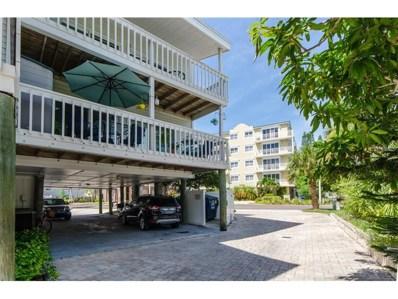 19727 Gulf Boulevard UNIT A-1, Indian Shores, FL 33785 - MLS#: U7830904