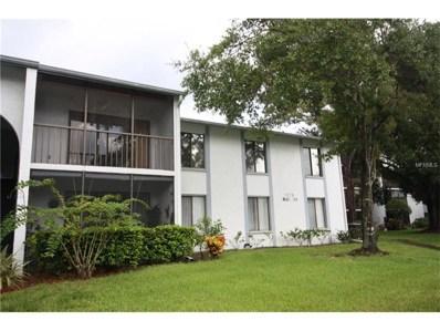 1326 Pine Ridge Circle E UNIT H1, Tarpon Springs, FL 34688 - MLS#: U7830974