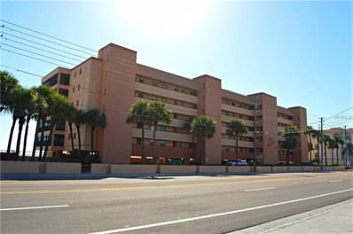 13720 Gulf Boulevard UNIT 610, Madeira Beach, FL 33708 - MLS#: U7831093
