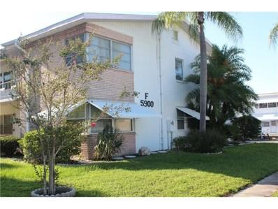 5900 21ST Street N UNIT 18, St Petersburg, FL 33714 - MLS#: U7831381