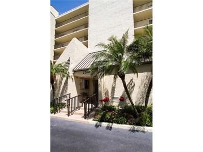2700 Cove Cay Drive UNIT 2B, Clearwater, FL 33760 - MLS#: U7831394