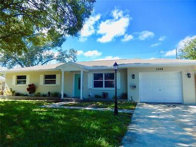 1508 Price Circle, Clearwater, FL 33764 - MLS#: U7831453
