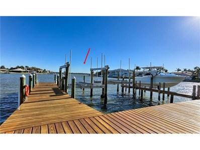 100 Yacht Club Circle, North Redington Beach, FL 33708 - MLS#: U7831502