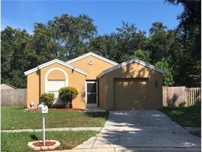 1803 Coyote Place, Brandon, FL 33511 - MLS#: U7831618