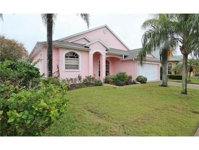 1814 Wood Brook Street, Tarpon Springs, FL 34689 - MLS#: U7831744