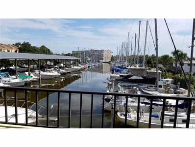 1750 Harbor Place S UNIT 102, South Pasadena, FL 33707 - MLS#: U7831801