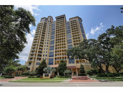 4201 Bayshore Boulevard UNIT 1402, Tampa, FL 33611 - MLS#: U7831899