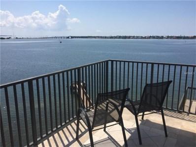 6287 Bahia Del Mar Circle UNIT 407, St Petersburg, FL 33715 - MLS#: U7832015