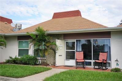 4330 Tahitian Gardens Circle UNIT G, Holiday, FL 34691 - MLS#: U7832147