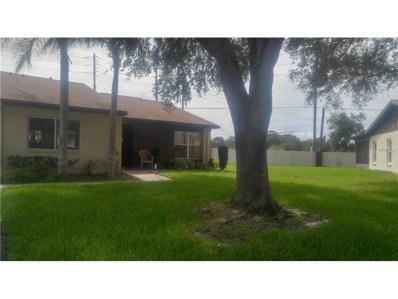 3842 Sailmaker Lane UNIT End, Holiday, FL 34691 - MLS#: U7832154