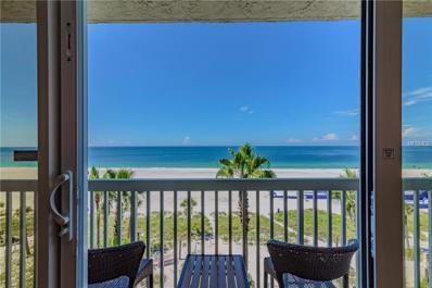 5500 Gulf Boulevard UNIT 6216, St Pete Beach, FL 33706 - MLS#: U7832258