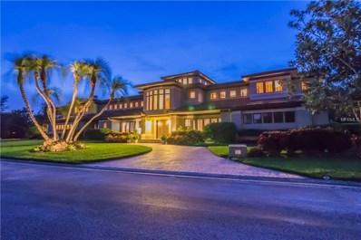 1261 Gasparilla Drive NE, St Petersburg, FL 33702 - MLS#: U7832338