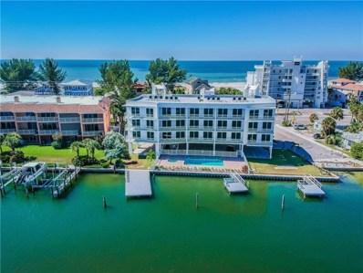 10091 Gulf Boulevard UNIT 301, Treasure Island, FL 33706 - MLS#: U7832607