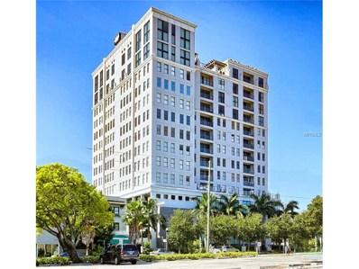 226 5TH Avenue N UNIT 1004, St Petersburg, FL 33701 - MLS#: U7832815