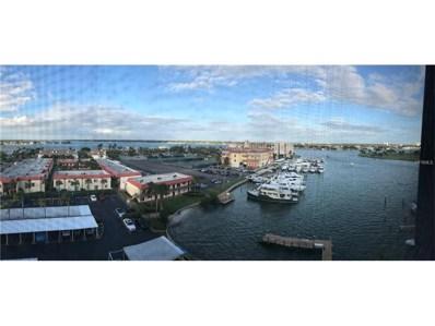10355 Paradise Boulevard UNIT 710, Treasure Island, FL 33706 - MLS#: U7832819