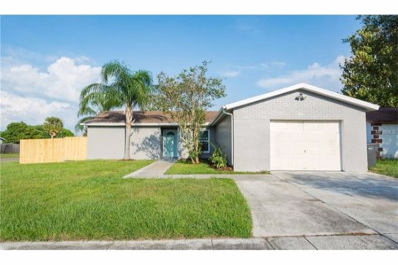 907 Coolwood Place, Brandon, FL 33511 - MLS#: U7832936