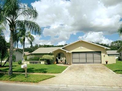 8621 Bridgewater Drive, New Port Richey, FL 34655 - MLS#: U7833007