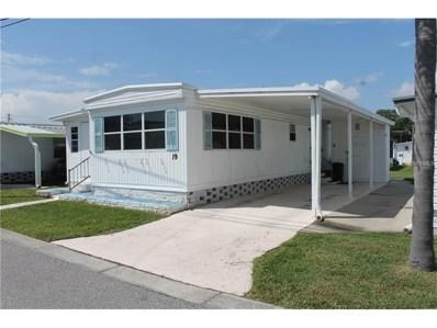 6985 Seminole Boulevard UNIT 19, Seminole, FL 33772 - MLS#: U7833109