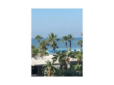 5500 Gulf Boulevard UNIT 5244, St Pete Beach, FL 33706 - MLS#: U7833150