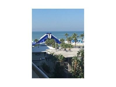 5500 Gulf Boulevard UNIT 4246, St Pete Beach, FL 33706 - MLS#: U7833290