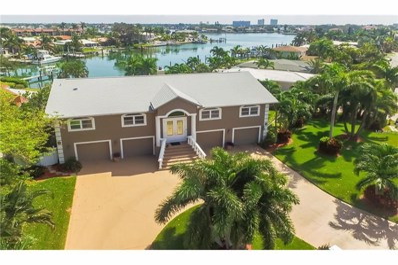 10109 Paradise Boulevard, Treasure Island, FL 33706 - MLS#: U7833310