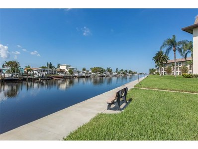 4743 Jasper Drive UNIT 102, New Port Richey, FL 34652 - MLS#: U7833391