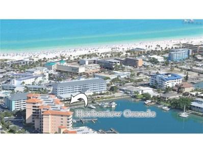 530 S Gulfview Boulevard UNIT 800, Clearwater Beach, FL 33767 - MLS#: U7833517