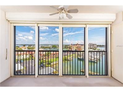10355 Paradise Boulevard UNIT 510, Treasure Island, FL 33706 - MLS#: U7833714