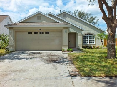 1726 Meadow Oak Lane, Tarpon Springs, FL 34689 - MLS#: U7833744