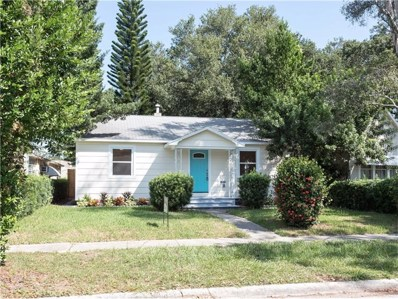1815 21ST Avenue N, St Petersburg, FL 33713 - MLS#: U7833877