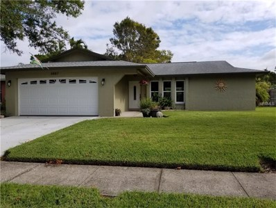 6887 Circle Creek Drive N, Pinellas Park, FL 33781 - MLS#: U7833913