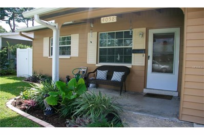 4058 33RD Avenue N, St Petersburg, FL 33713 - MLS#: U7833928