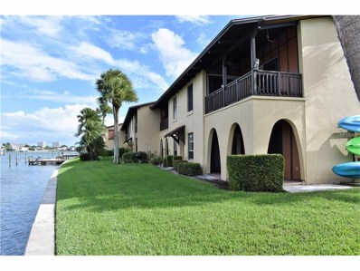 556 Plaza Seville Court UNIT 107, Treasure Island, FL 33706 - MLS#: U7833969
