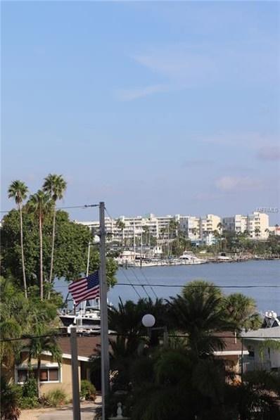 400 64TH Avenue UNIT 408, St Pete Beach, FL 33706 - MLS#: U7834167