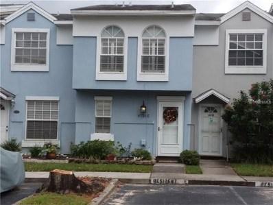 6721 121ST Avenue UNIT E, Largo, FL 33773 - MLS#: U7834316