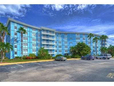 3315 58TH Avenue S UNIT 206, St Petersburg, FL 33712 - MLS#: U7834531