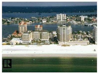 11 Baymont Street UNIT 1505, Clearwater Beach, FL 33767 - MLS#: U7834617