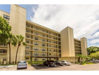 800 Cove Cay Drive UNIT 5C, Clearwater, FL 33760 - MLS#: U7834627