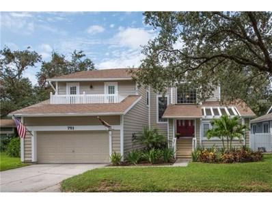 751 Captiva Court NE, St Petersburg, FL 33702 - MLS#: U7834707