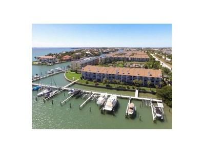 105 Yacht Club Lane, Tierra Verde, FL 33715 - MLS#: U7834733