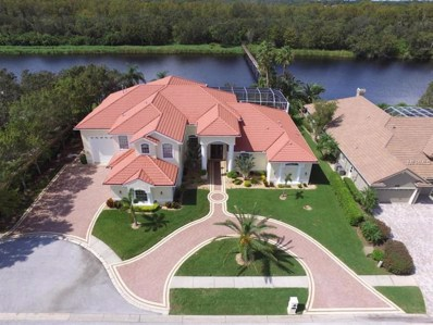 1814 Lago Vista Boulevard, Palm Harbor, FL 34685 - MLS#: U7834749