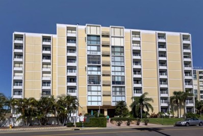 830 S Gulfview Boulevard UNIT 706, Clearwater Beach, FL 33767 - MLS#: U7834869