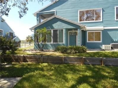 2011 Golfview Drive UNIT 2011, Tarpon Springs, FL 34689 - MLS#: U7834959