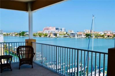 692 Bayway Boulevard UNIT 401, Clearwater Beach, FL 33767 - MLS#: U7834974